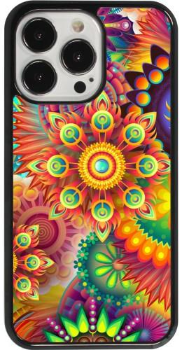 Coque iPhone 13 Pro - Multicolor aztec