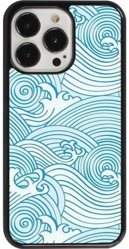 Coque iPhone 13 Pro - Ocean Waves
