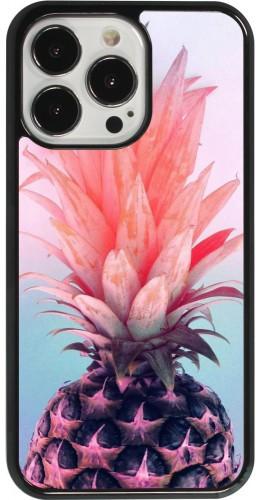 Coque iPhone 13 Pro - Purple Pink Pineapple