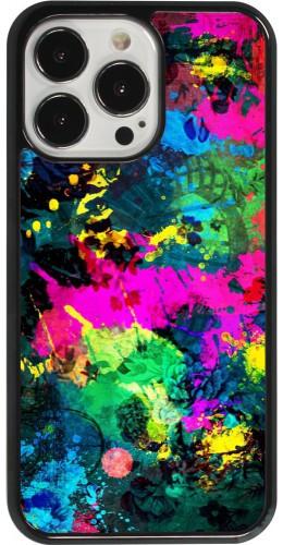 Coque iPhone 13 Pro - Splash paint