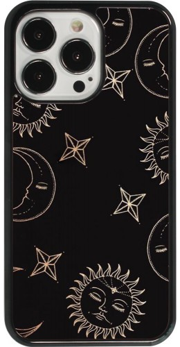 Coque iPhone 13 Pro - Suns and Moons