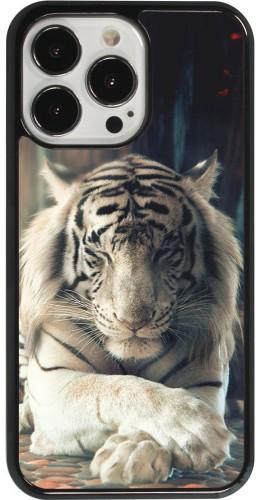 Coque iPhone 13 Pro - Zen Tiger