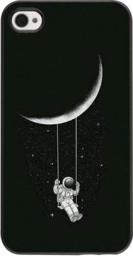 Coque iPhone 4/4s - Astro balançoire