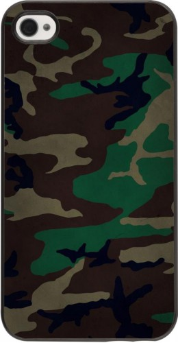 Coque iPhone 4/4s - Camouflage 3