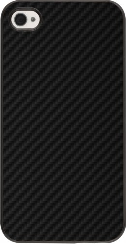 Coque iPhone 4/4s - Carbon Basic
