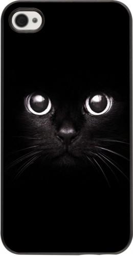 Coque iPhone 4/4s - Cat eyes