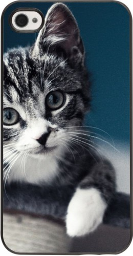 Coque iPhone 4/4s - Meow 23
