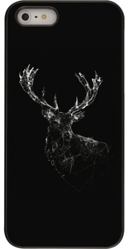 Coque iPhone 5/5s/SE - Abstract deer