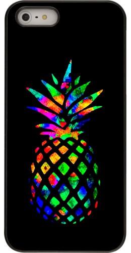 Coque iPhone 5/5s / SE (2016) - Ananas Multi-colors