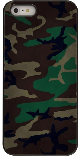 Coque iPhone 5/5s/SE - Camouflage 3