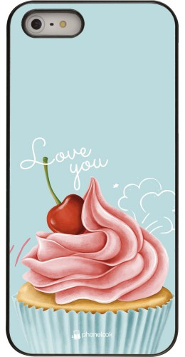 Coque iPhone 5/5s / SE (2016) - Cupcake Love You