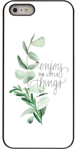 Coque iPhone 5/5s/SE - Enjoy the little things