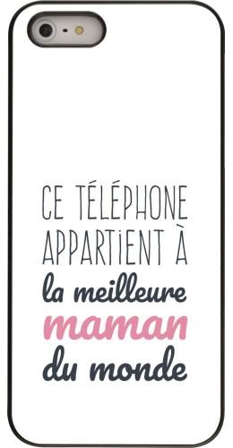 Coque iPhone 5/5s / SE (2016) - Mom 20 04