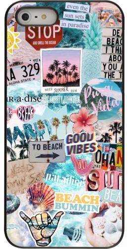 Coque iPhone 5/5s / SE (2016) - Summer 20 collage