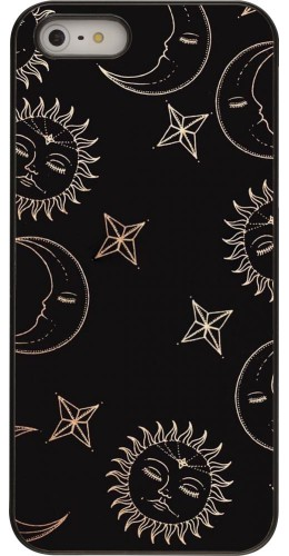 Coque iPhone 5/5s / SE (2016) - Suns and Moons