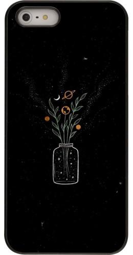 Coque iPhone 5/5s / SE (2016) - Vase black