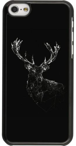 Coque iPhone 5c - Abstract deer