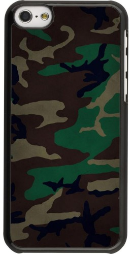 Coque iPhone 5c - Camouflage 3