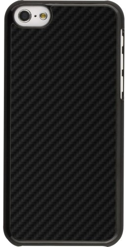 Coque iPhone 5c - Carbon Basic
