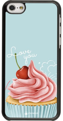 Coque iPhone 5c - Cupcake Love You