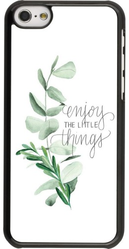 Coque iPhone 5c - Enjoy the little things