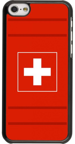 Coque iPhone 5c - Euro 2020 Switzerland