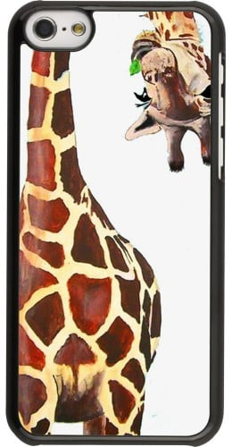 Coque iPhone 5c - Giraffe Fit
