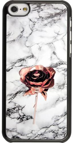 Coque iPhone 5c - Marble Rose Gold
