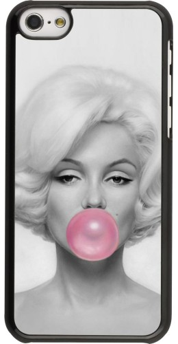 Coque iPhone 5c  Marilyn Bubble