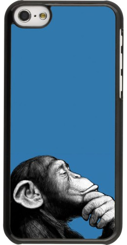 Coque iPhone 5c - Monkey Pop Art