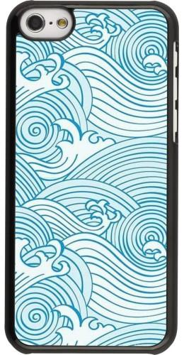 Coque iPhone 5c - Ocean Waves