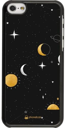 Coque iPhone 5c - Space Vector