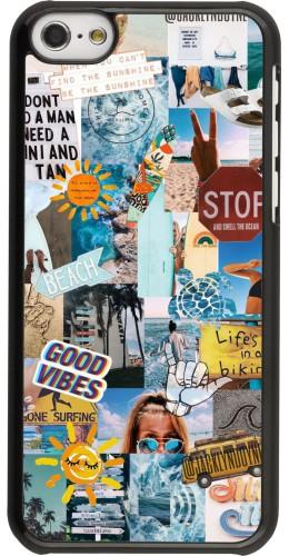 Coque iPhone 5c - Summer 2021 15