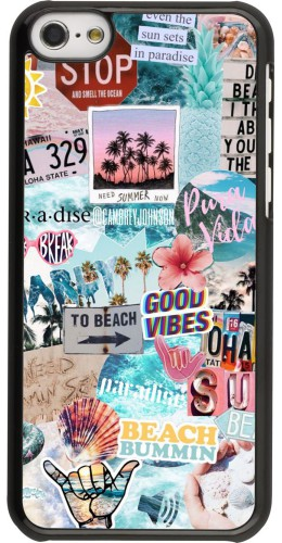 Coque iPhone 5c - Summer 20 collage