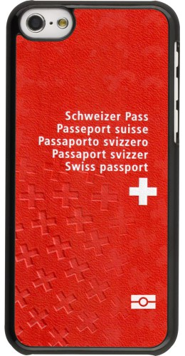 Coque iPhone 5c -  Swiss Passport