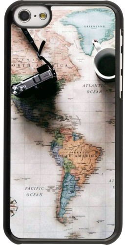 Coque iPhone 5c - Travel 01
