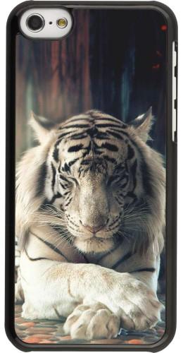 Coque iPhone 5c - Zen Tiger
