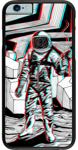 Coque iPhone 6/6s - Anaglyph Astronaut
