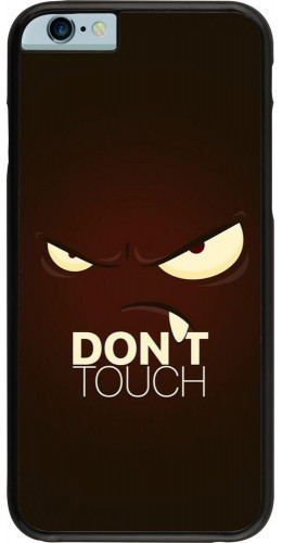 Coque iPhone 6/6s - Angry Dont Touch