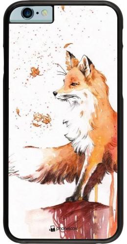 Coque iPhone 6/6s - Autumn 21 Fox