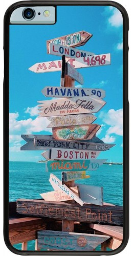 Coque iPhone 6/6s - Cool Cities Directions