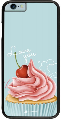 Coque iPhone 6/6s - Cupcake Love You