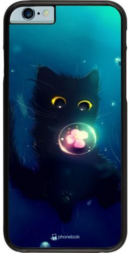 Coque iPhone 6/6s - Cute Cat Bubble