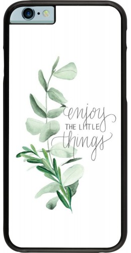 Coque iPhone 6/6s - Enjoy the little things