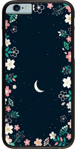 Coque iPhone 6/6s - Flowers space