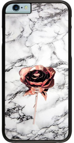 Coque iPhone 6/6s - Marble Rose Gold
