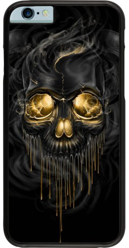Coque iPhone 6/6s - Skull 02
