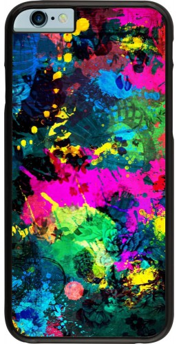 Coque iPhone 6/6s - splash paint