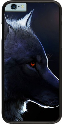 Coque iPhone 6/6s - Wolf Shape