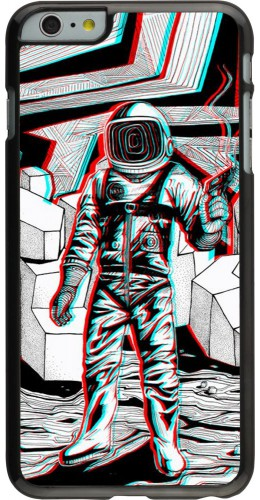 Coque iPhone 6 Plus / 6s Plus - Anaglyph Astronaut